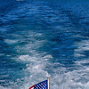 Rocks in the American Wake