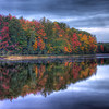 Pre-dawn at Thornton Lake