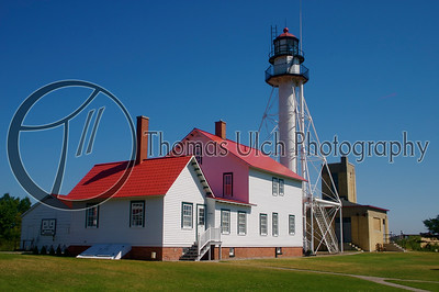 Whitefish Point. This is where the Edmund Fitzgerald went down. Michigan's Upper Peninsula.