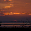 Tawas Point Lighthouse Sunset