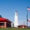Port Huron Light House & Coast Guard Station