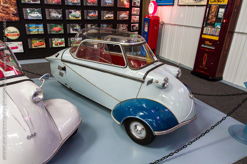 1958 Messerschmitt KR-200