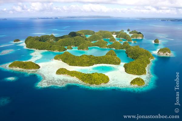 Micronesia: Palau - 70 Islands