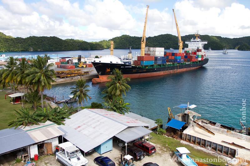Malakal Harbour