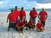 Micronesia 2007 : Gielop Island green sea turtle monitoring project crew, Ulithi Atoll IMG_1495.JPG