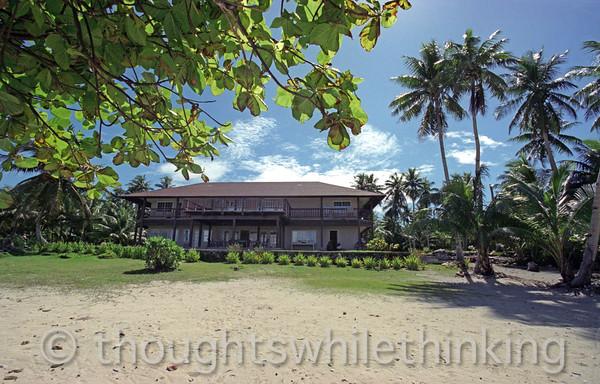 Micronesia 2007 : Ulithi Adventure Resort, Falalop Island IMG192