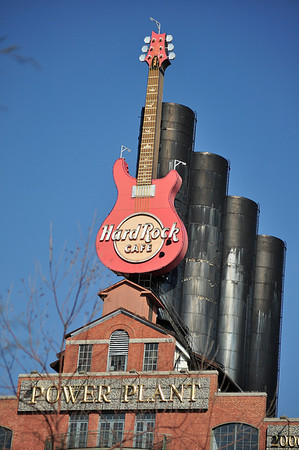 Definitely coming back to check out the Hard Rock Cafe