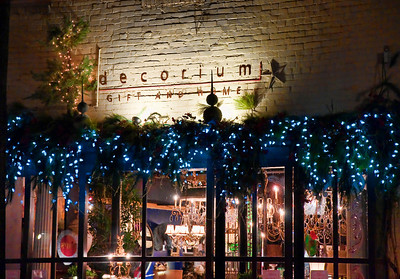 the storefront of decorium
