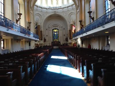 US Naval Acadamy chapel  Copyright 2012 Neil Stahl