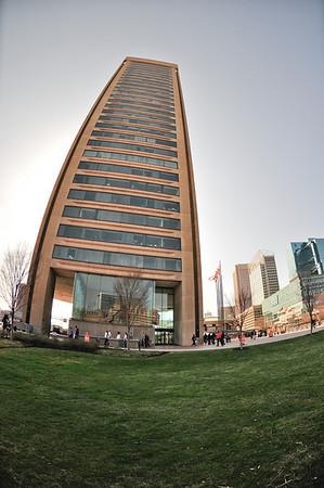 Baltimore's World Trade Center