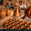 Middle East - GCC - Bahrain - Jaffer Alshoughel Pottery - Jaffar Al Shoughel Pottery - Ancient Bahraini Craft - One of industries that Bahrain has been famous for since old times & outspread since thousands of years