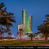 Middle East - GCC - Bahrain - Manama - Bahrain Financial Harbor