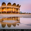 Middle East - GCC - Bahrain - Manama - Shaikh Isa Library on Juffair beach