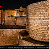 Middle East - GCC - Bahrain - Bahrain Fort - قلعة البحرين‎ - Qal`at al-Bahrain - Fort of Bahrain - UNESCO World Heritage Site - Portuguese Fort - Archaeological site & one of Bahrain's oldest military fortifications