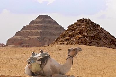 Stepped Pyramid of Saqqara