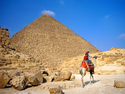 Great Pyramid, Egypt