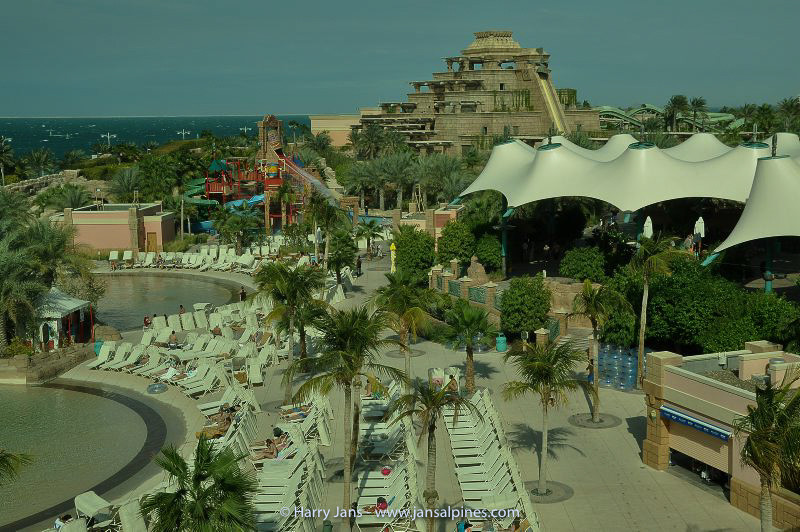 Aquaventura Waterpark, on the Palm