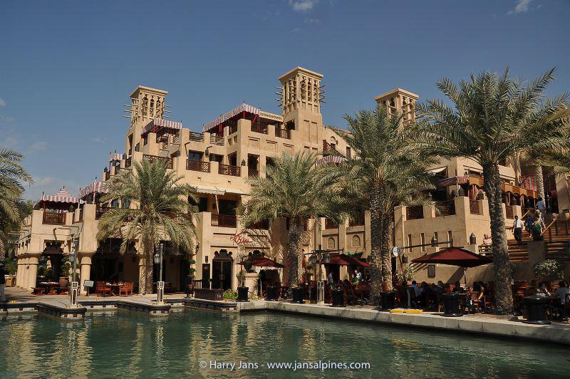 Souk Madinat, Jumeirah, Dubai