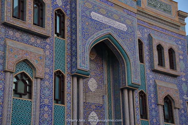 Iranian Mosque in Bur Dubai