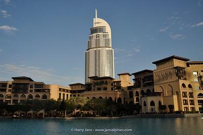 near Burj Khalifa