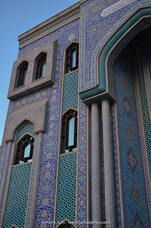 Iranian Mosque in Bur Dubai