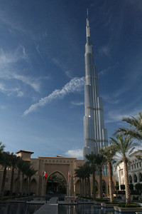 Burj Kalifa - World's tallest building