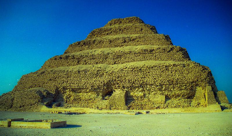 Near Memphis, Egypt