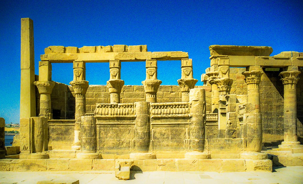 Lake Nasser, Egypt