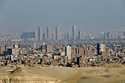 Cairo Ouskirts