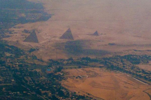 Egypt -  2010 - April