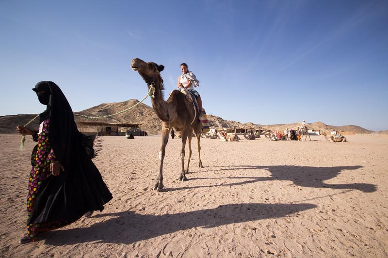 Camel Rides.