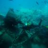Submarine SCUBA Diver.<br /> <br /> Hurghada, Egypt