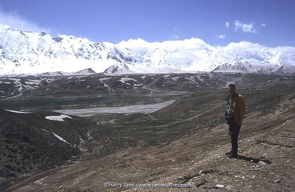 Harry near Zhard Kuh (4510m)