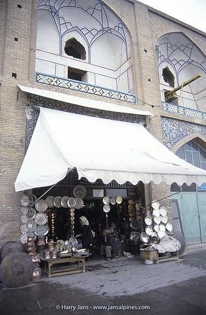 shops at Iman Khomeini Square