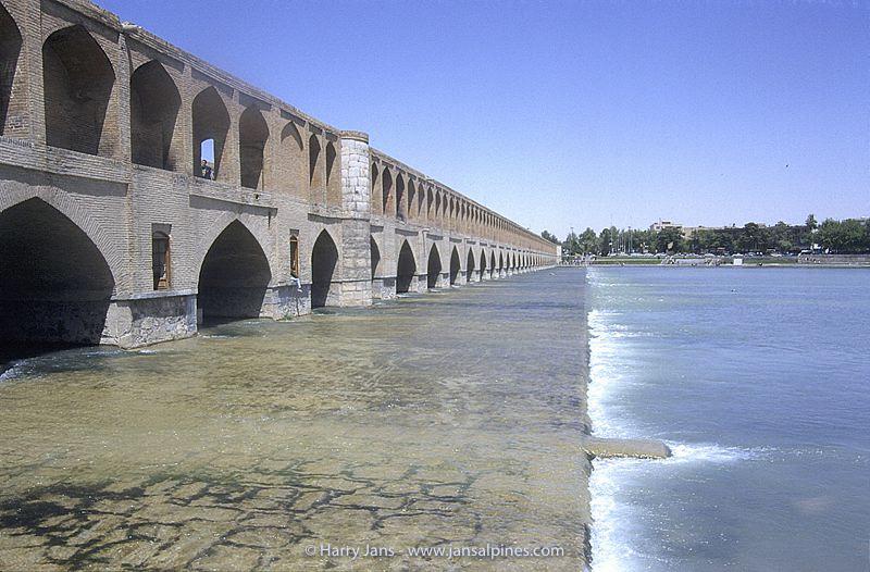 Esfahan, Sio Seh Bridge