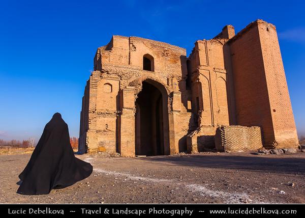 Middle East - Iran - Razavi Khorasan Province - Northeast part o