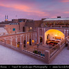 Middle East - Iran - Yazd - Desert city famous for its wind towers - Centre of Zoroastrian culture - Historical city center - Old Town - Jame Grand Mosque of Yazd - Masjid-e-Jāmeh Yazd