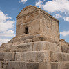 Tomb of Cyrus I at Pasargard
