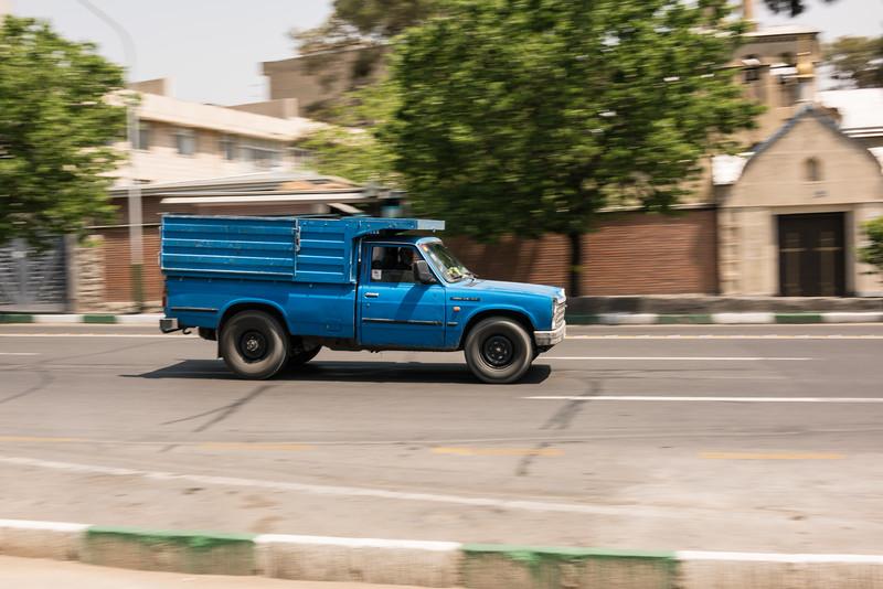 Most versatile car in Iran