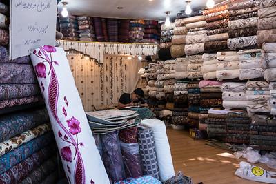Selling fabric