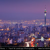 Middle East - Iran - Tehran - Capital of Iran - Tehran Cityscape