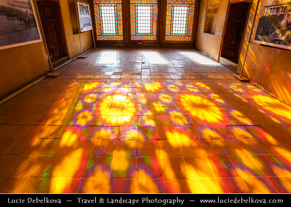 Middle East - Iran - Fars Province - Shiraz - City of poets - City of gardens - Karim Khan Castle - Arg of Karim Khan - Arg-e Karim Khan - Citadel built as part of a complex during the Zand dynasty resembling medieval fortress
