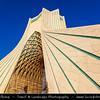 Middle East - Iran - Tehran - Capital of Iran - Azadi Tower - Sh
