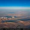 Middle East - Iran - Fars Province - Zagros Mountains - Aerial View