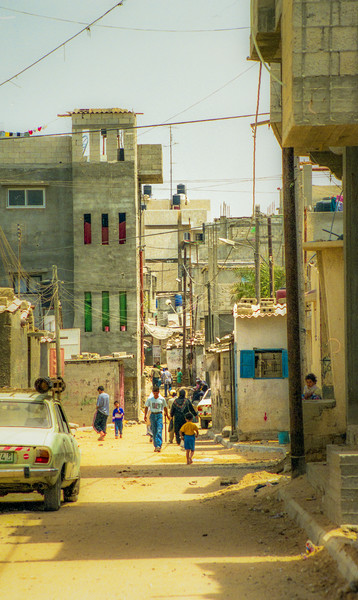 Gaza Strip, Palestine