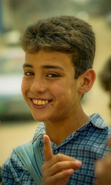 Cheeky, Gaza