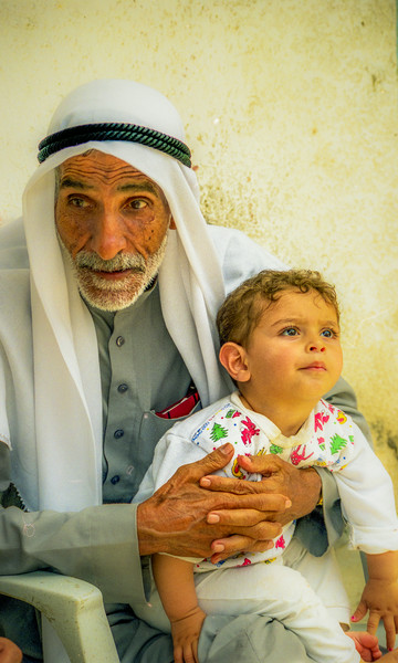Grandfather, Gaza