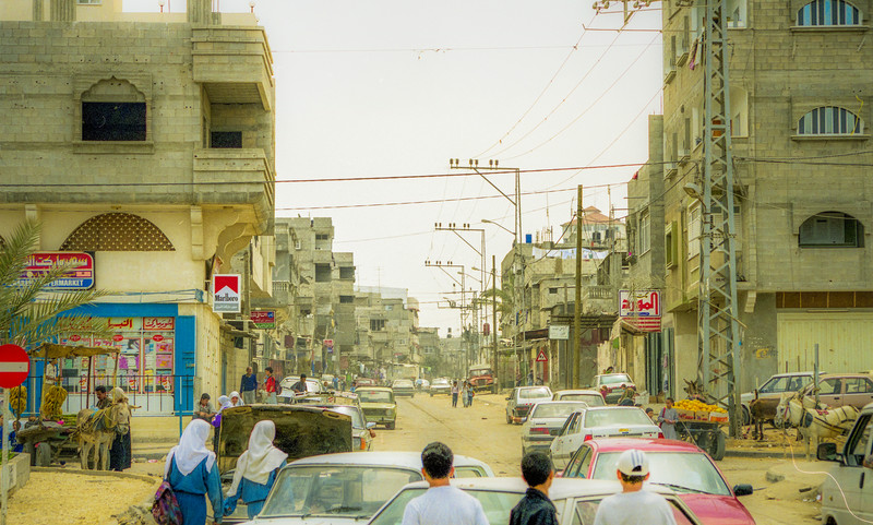 Gaza Strip, Israel