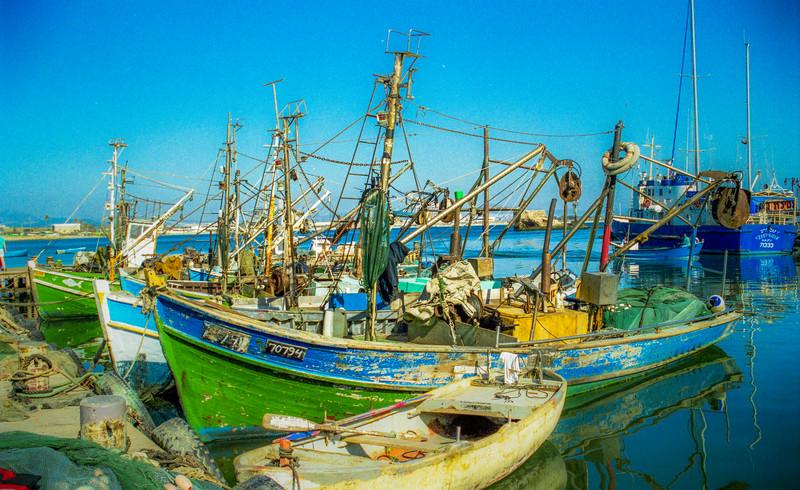 Haifa Bay, Israel