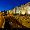 Israel - Jerusalem - יְרוּשָׁלַיִם - Capital City - One of the oldest cities in the world - Holiest city in Jewish tradition since, according to the Hebrew Bible, King David of Israel
